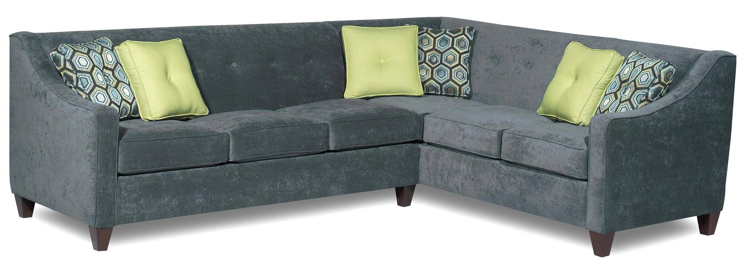 Tight Back Sectional Sofa - Cleanupflorida within Tight Back Sectional Sofas (Image 11 of 15)
