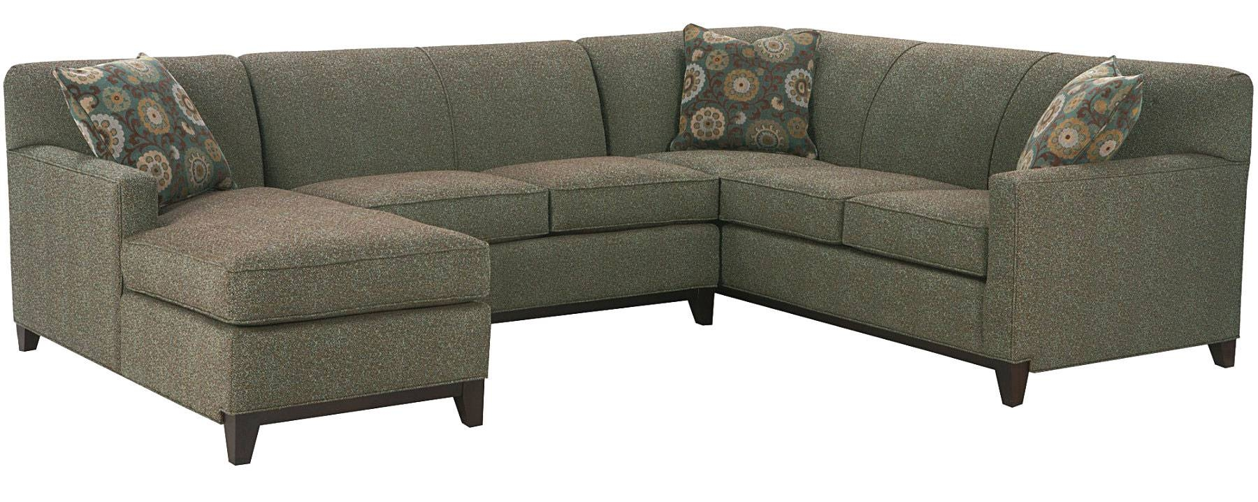 Featured Photo of Tight Back Sectional Sofas