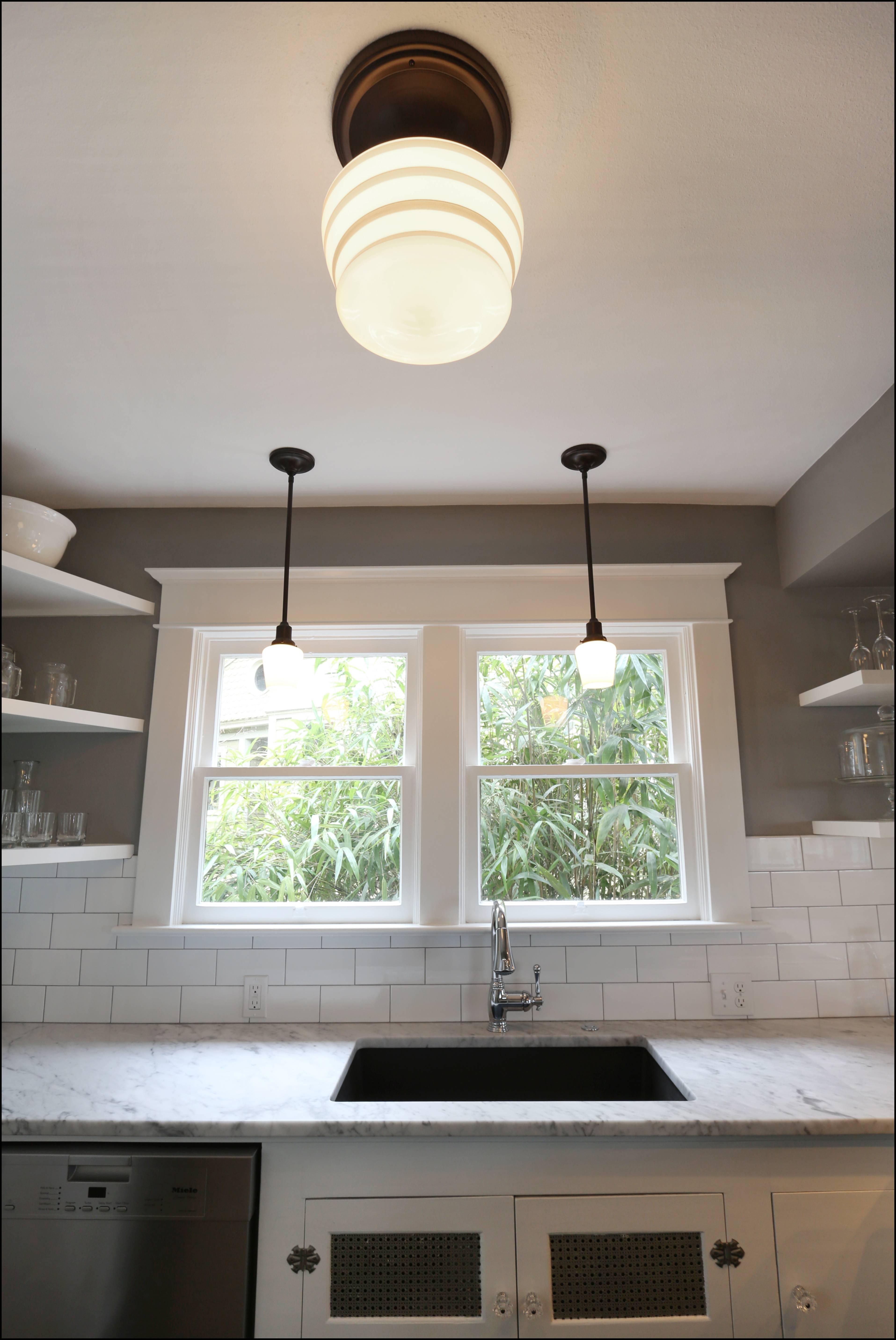 Tips: Vintage And Contemporary Lighting For Your House Within Schoolhouse Pendant Lighting For Kitchen (View 14 of 15)