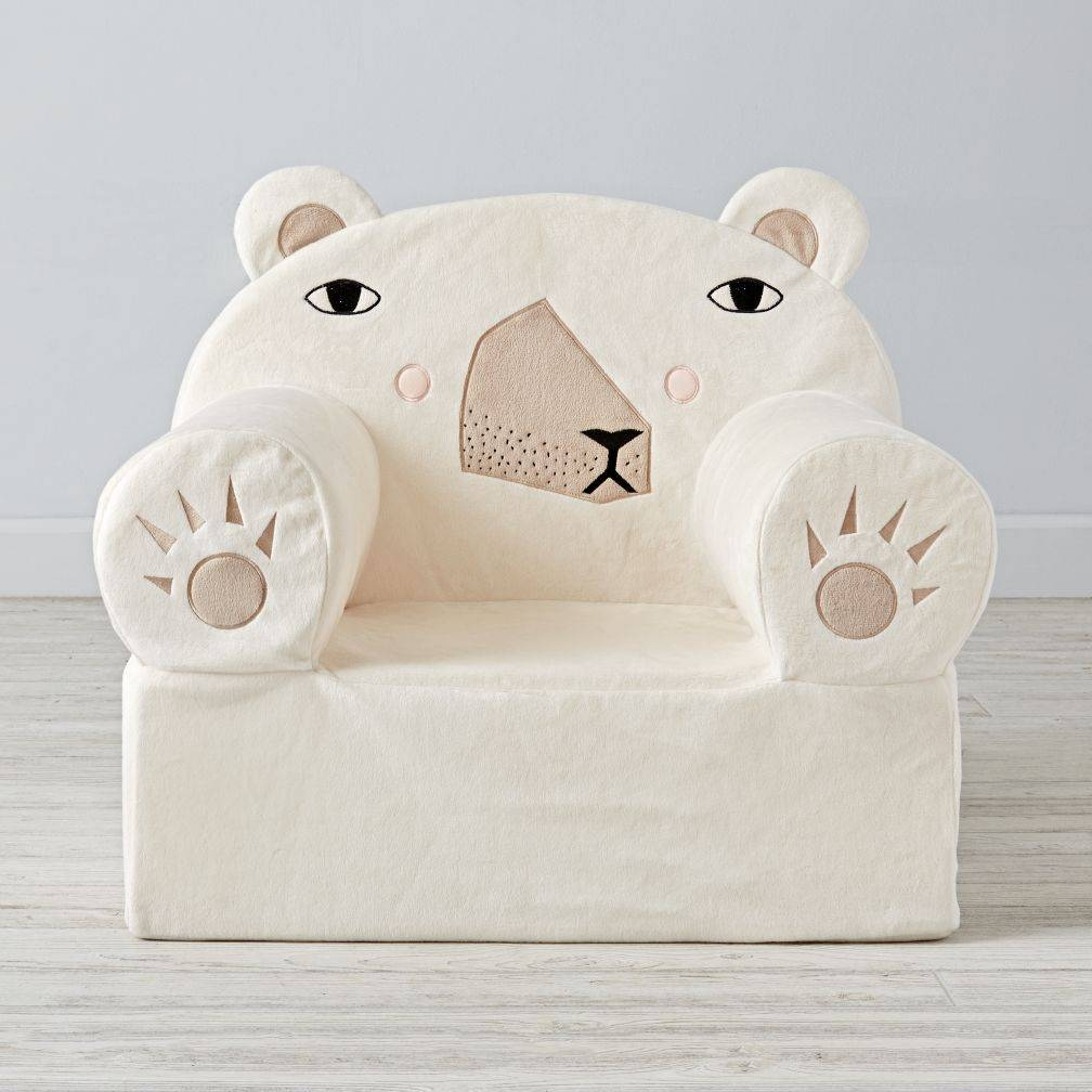 Toddler Sofa Chair Chair Kids Toddler Plush Chair Pink Toddler in Personalized Kids Chairs And Sofas (Image 15 of 15)