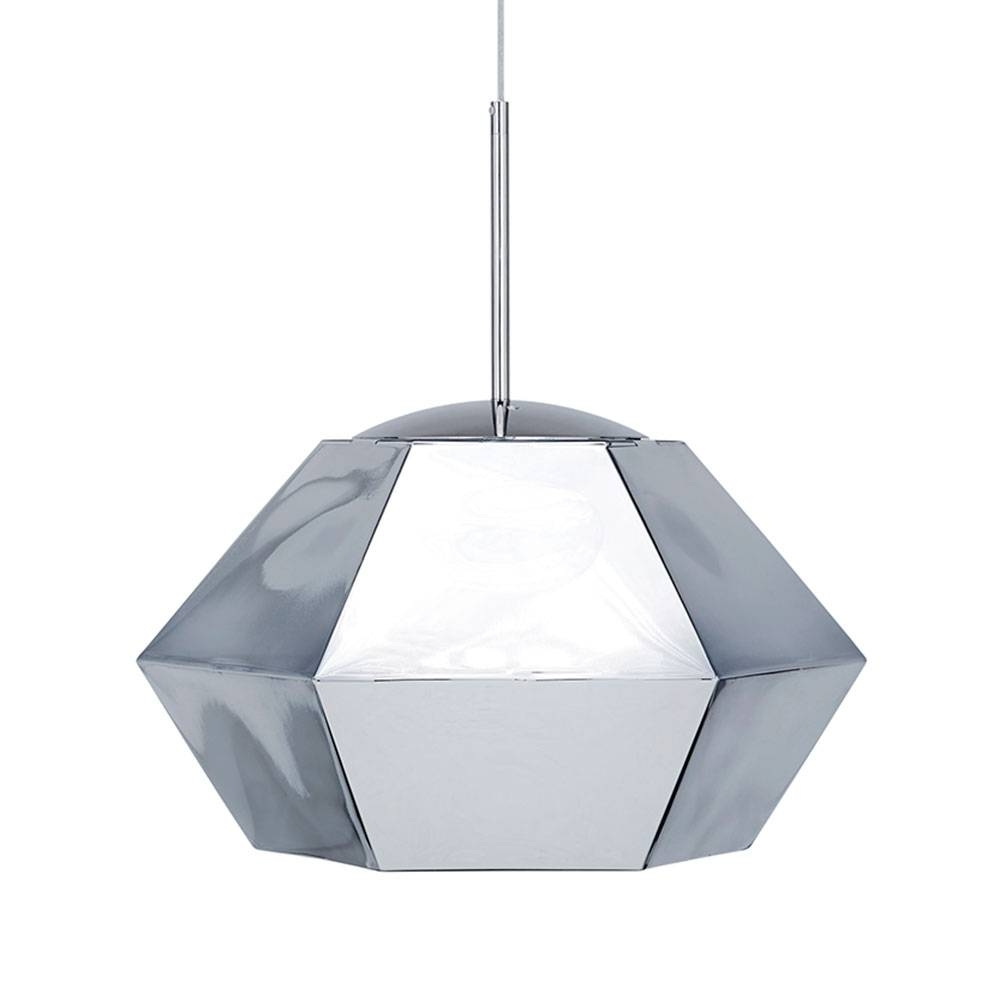 Tom Dixon Pendant Lights | Contemporary Suspension Lamps | Utility with Short Pendant Lights (Image 14 of 15)