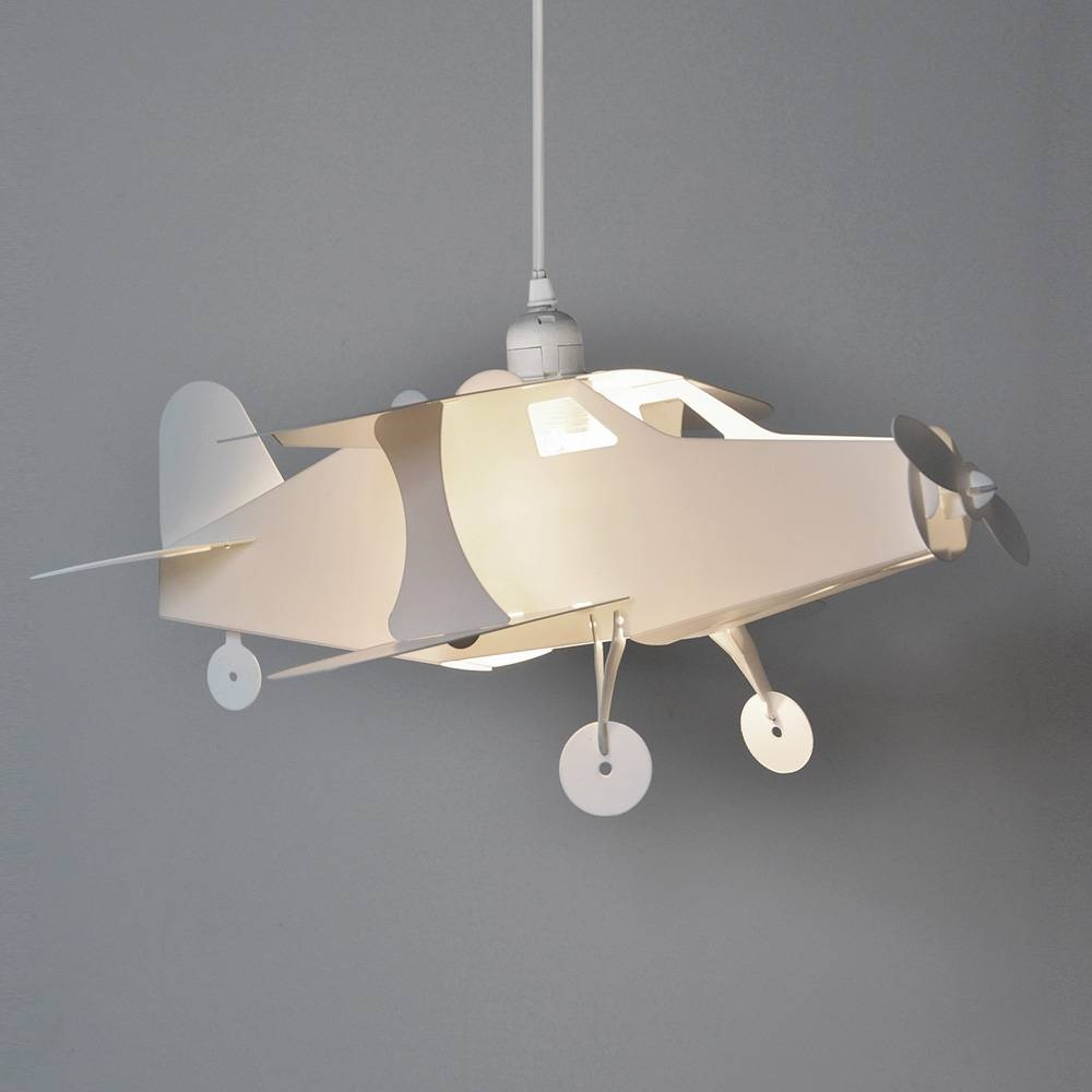 Top 10 Plane Ceiling Lights For Your Child Bedroom | Warisan Lighting intended for Airplane Pendant Lights (Image 14 of 15)