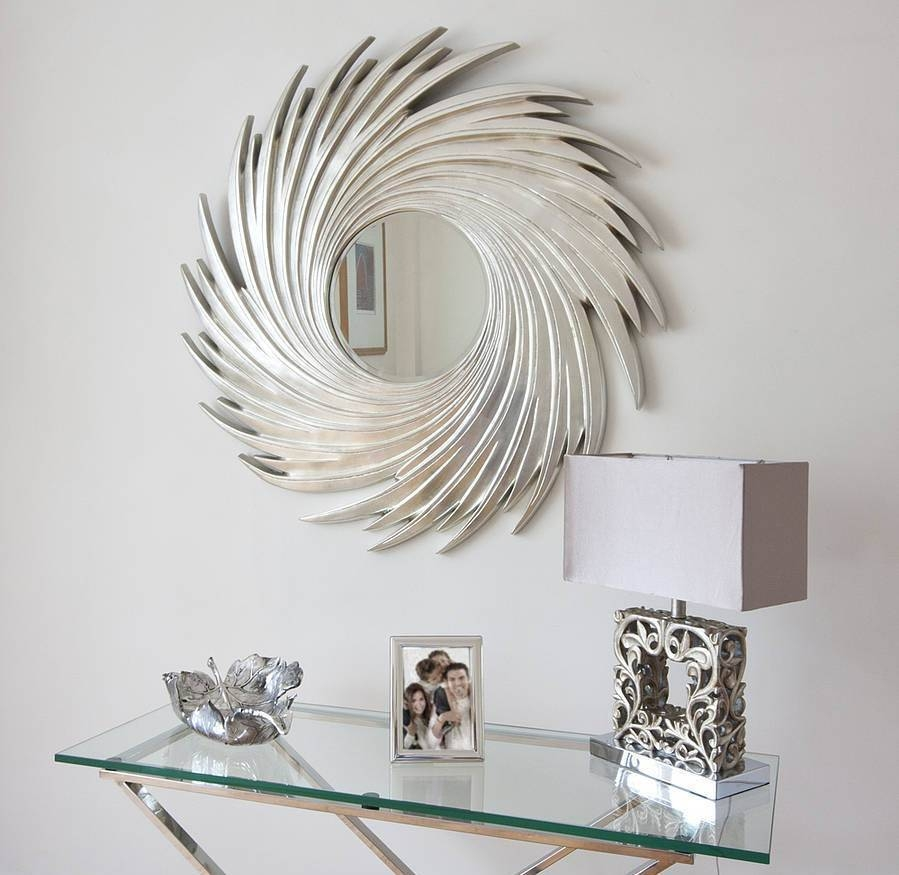 Top 15 Decorative Mirror Designs | Mostbeautifulthings With Regard To Decorative Mirrors (View 14 of 15)