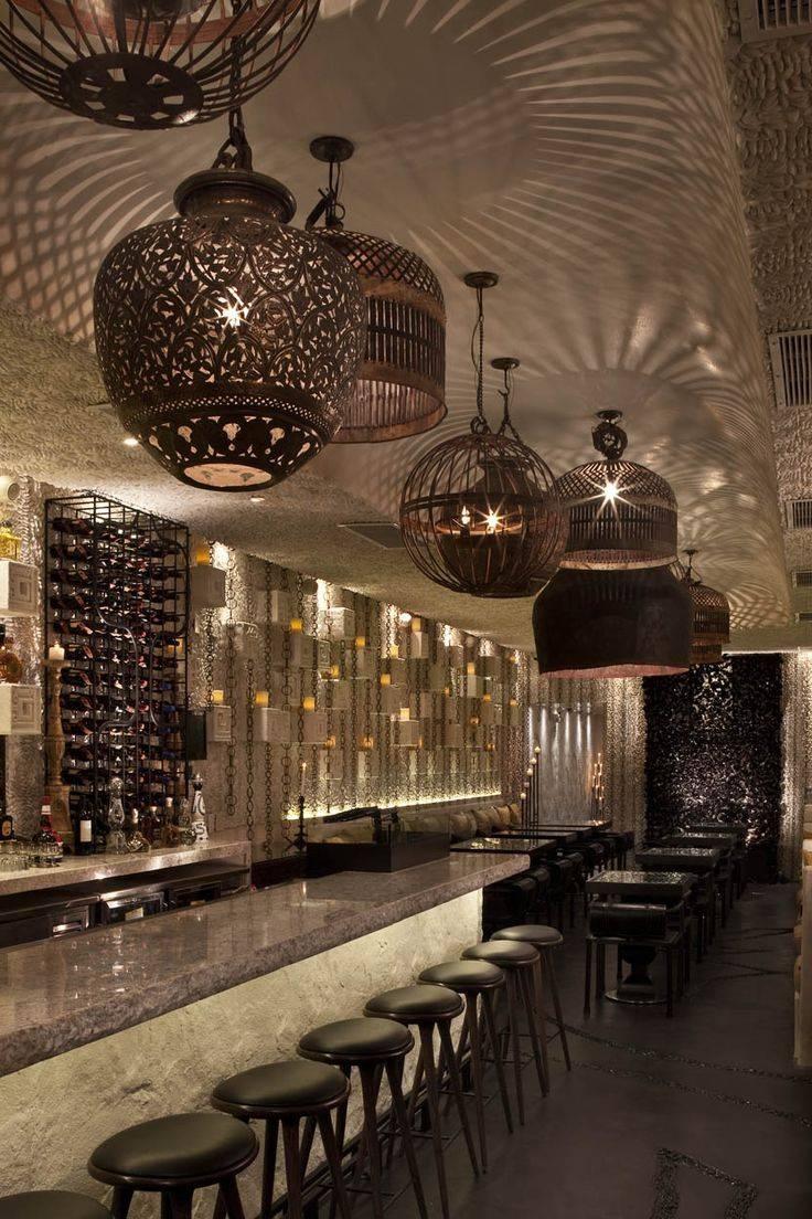 Top 25+ Best Bar Lighting Ideas On Pinterest   Bar, Bar Ideas And throughout Restaurant Lighting Fixtures (Image 12 of 15)