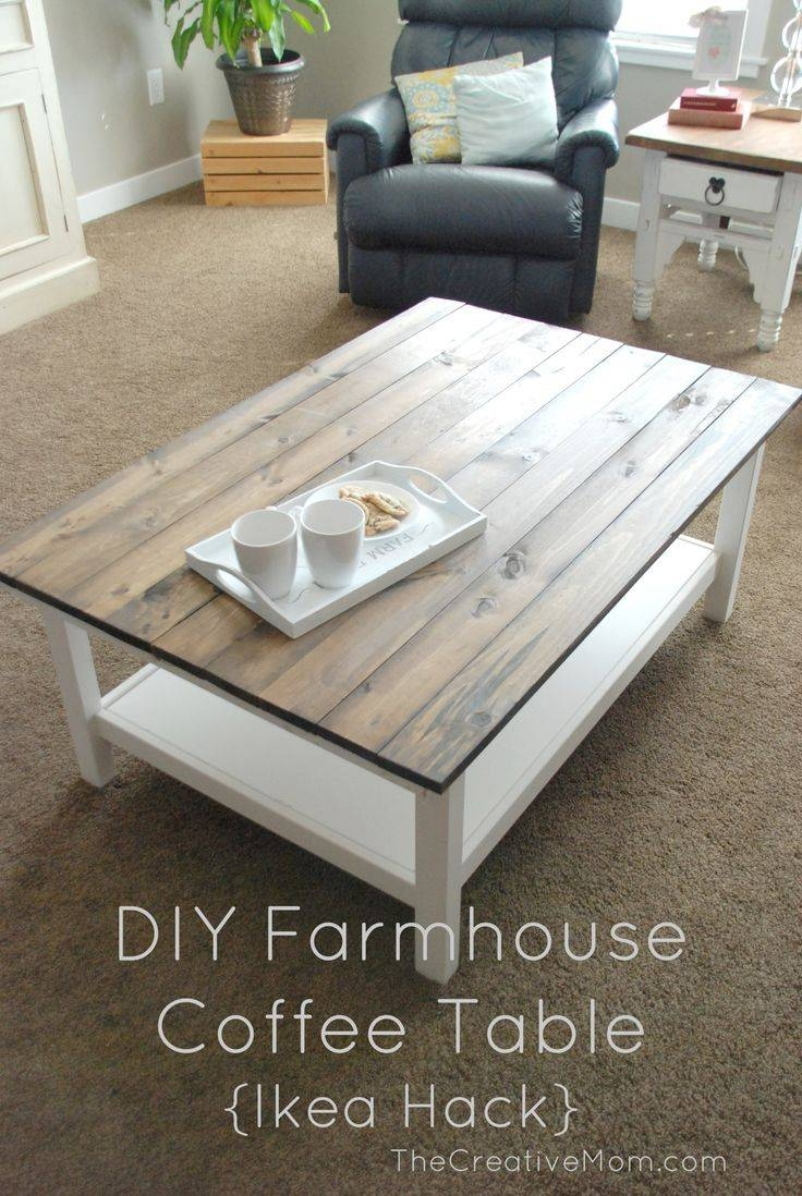 Top 25+ Best Farmhouse Coffee Tables Ideas On Pinterest | Farm inside Farmhouse Coffee Tables (Image 13 of 15)