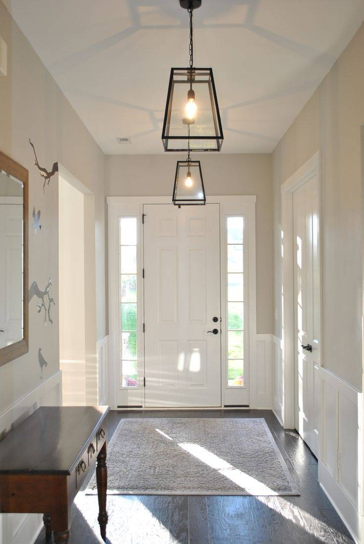 Top 25+ Best Foyer Lighting Ideas On Pinterest | Lighting inside Hall Pendant Lights (Image 15 of 15)