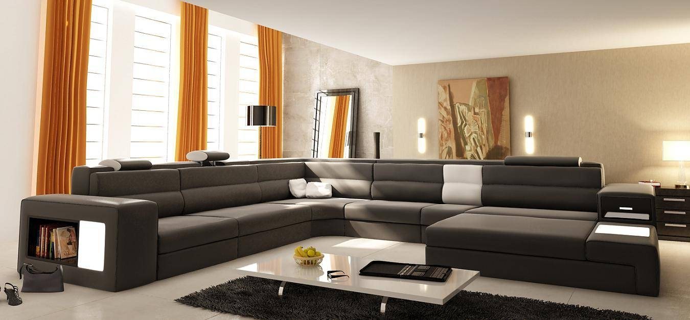 Tosh Furniture Modern Italian Design Sectional Sofa – Flap Stores With Regard To Tosh Sectional Sofas (View 7 of 15)