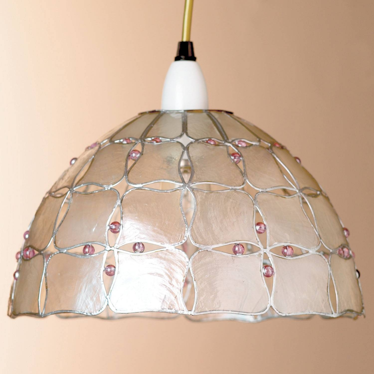Featured Photo of Shell Lights Shades Pendants
