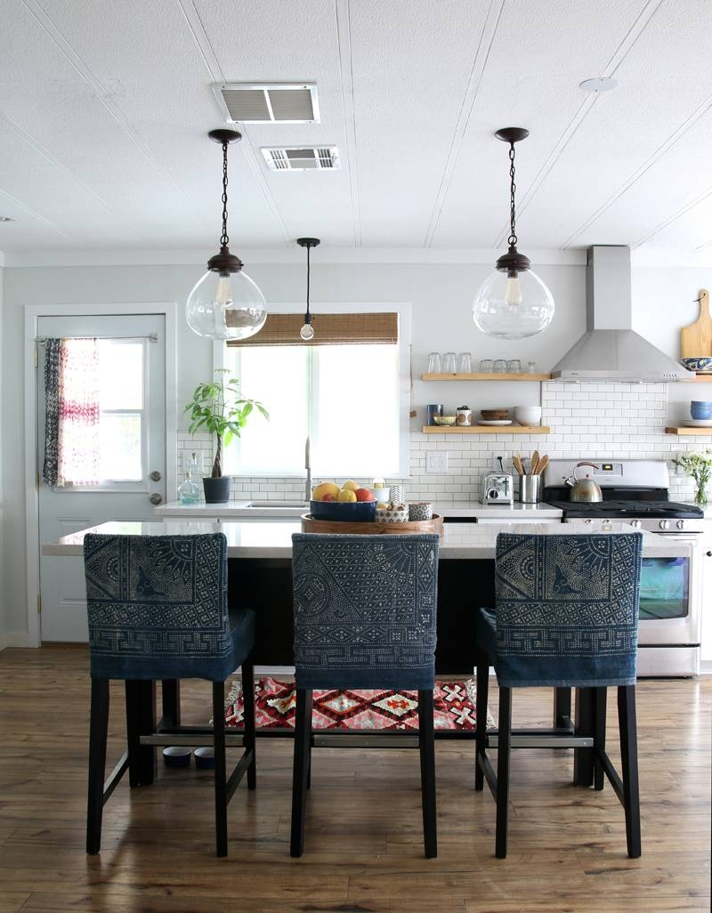 Traditional Style Kitchen Lighting Decoration With Allen Roth in Allen And Roth Pendants (Image 15 of 15)