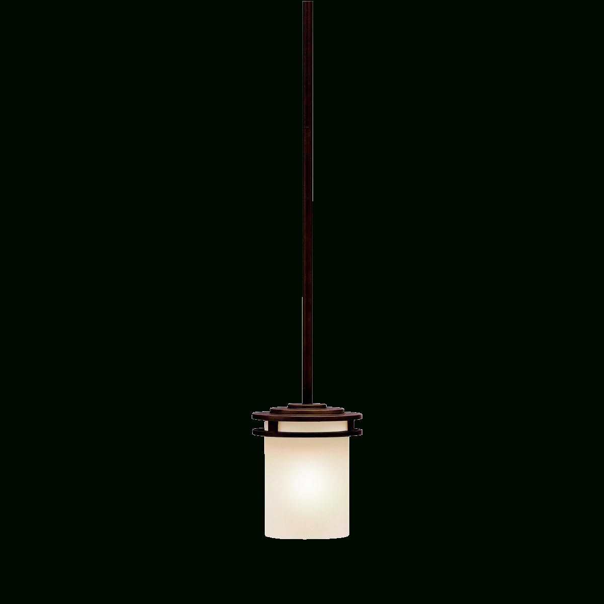 Transitional 1 Light Mini Pendant In Brushed Nickel – Hendrik Within Kichler Mini Pendant Lights (View 5 of 15)