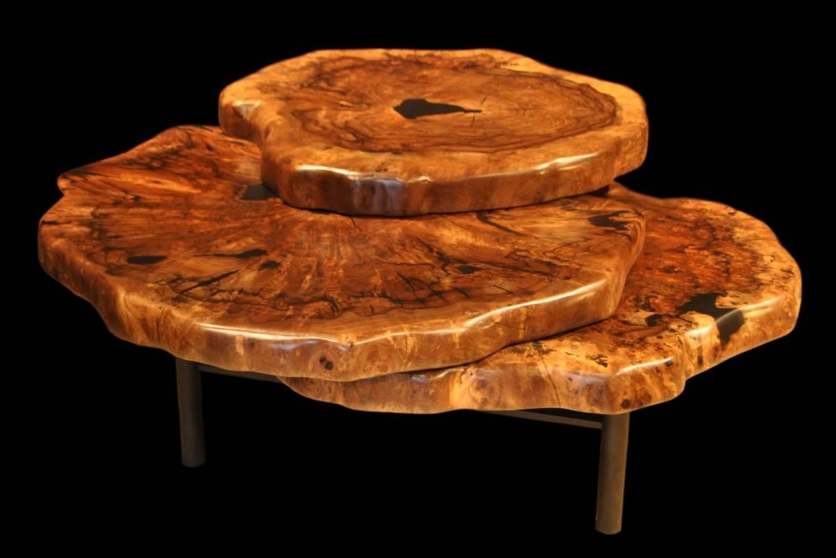Tree Trunk Coffee Table - Decofurnish regarding Tree Trunk Coffee Table (Image 13 of 15)