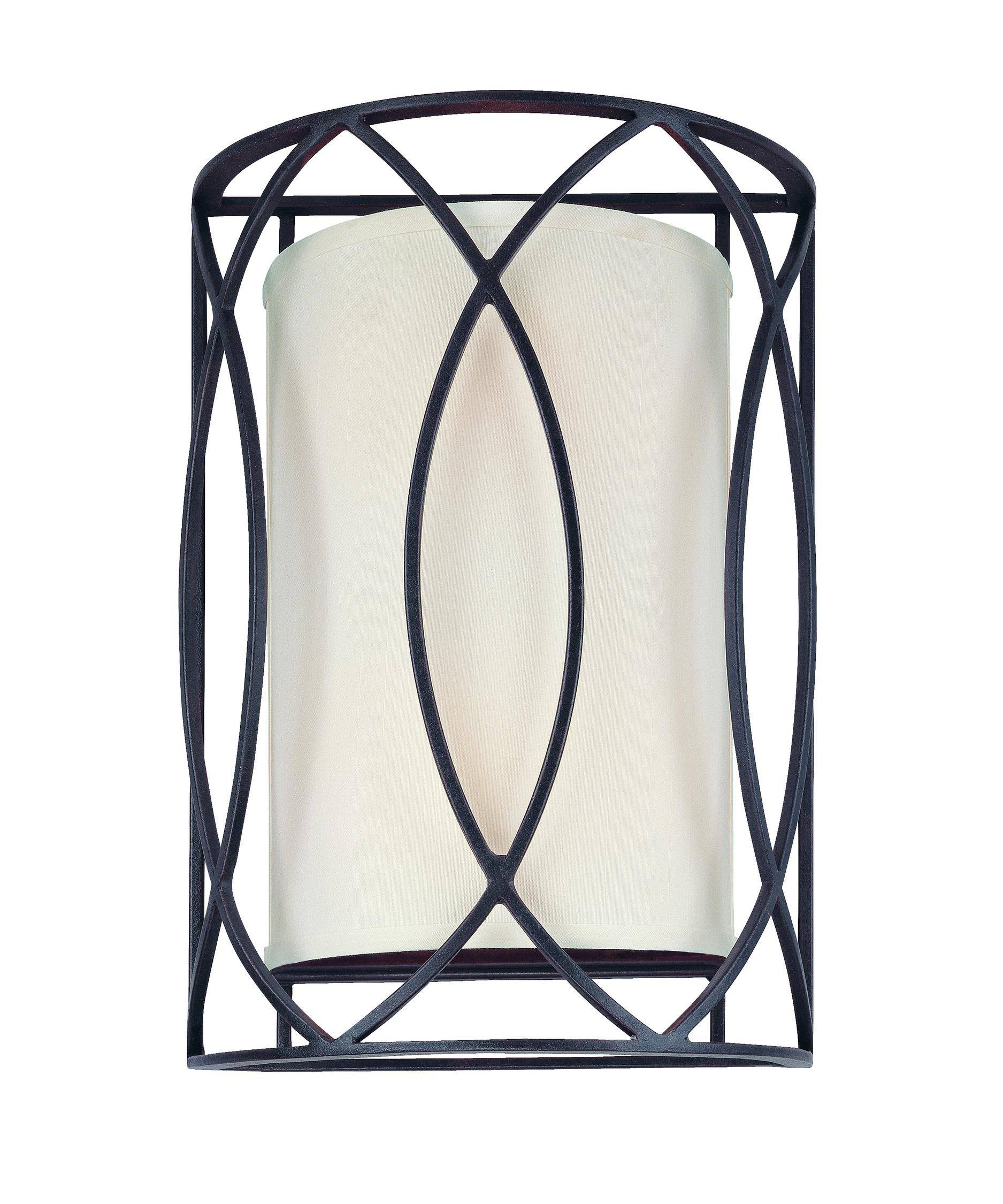 Troy Lighting B1289 Sausalito 10 Inch Wide Wall Sconce | Capitol In Sausalito Troy Lighting (View 2 of 15)