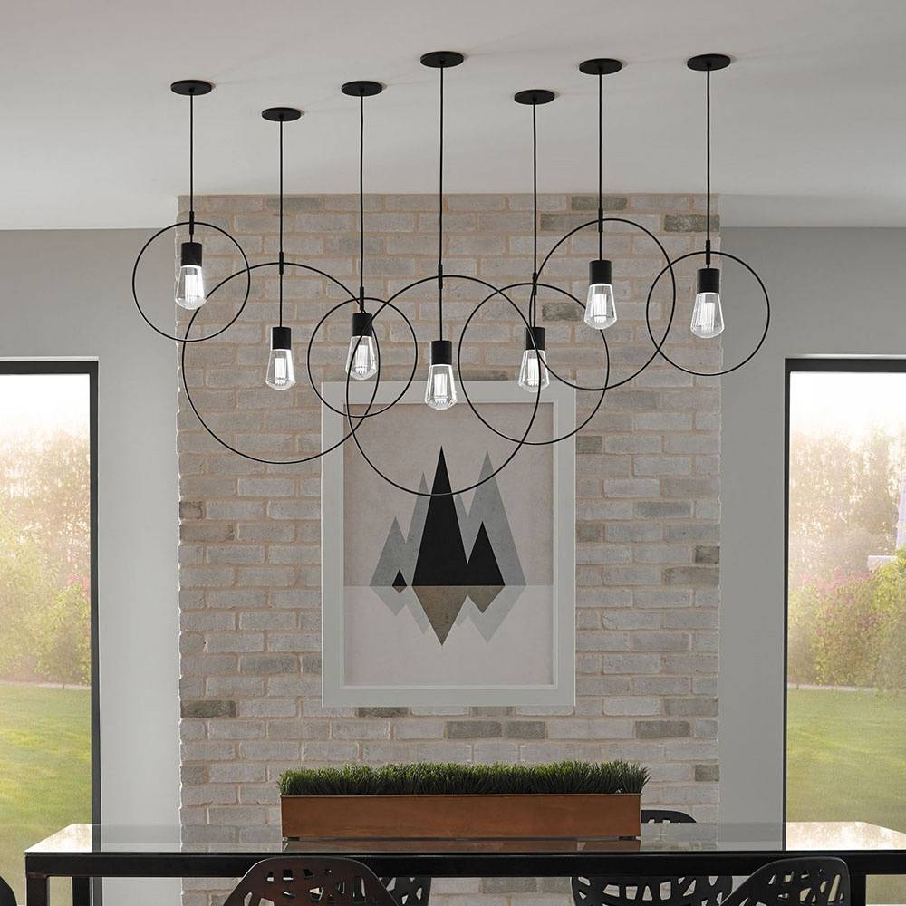 Try This: Designing With Multiple Pendant Lights | Design in Multiple Pendant Lights (Image 15 of 15)