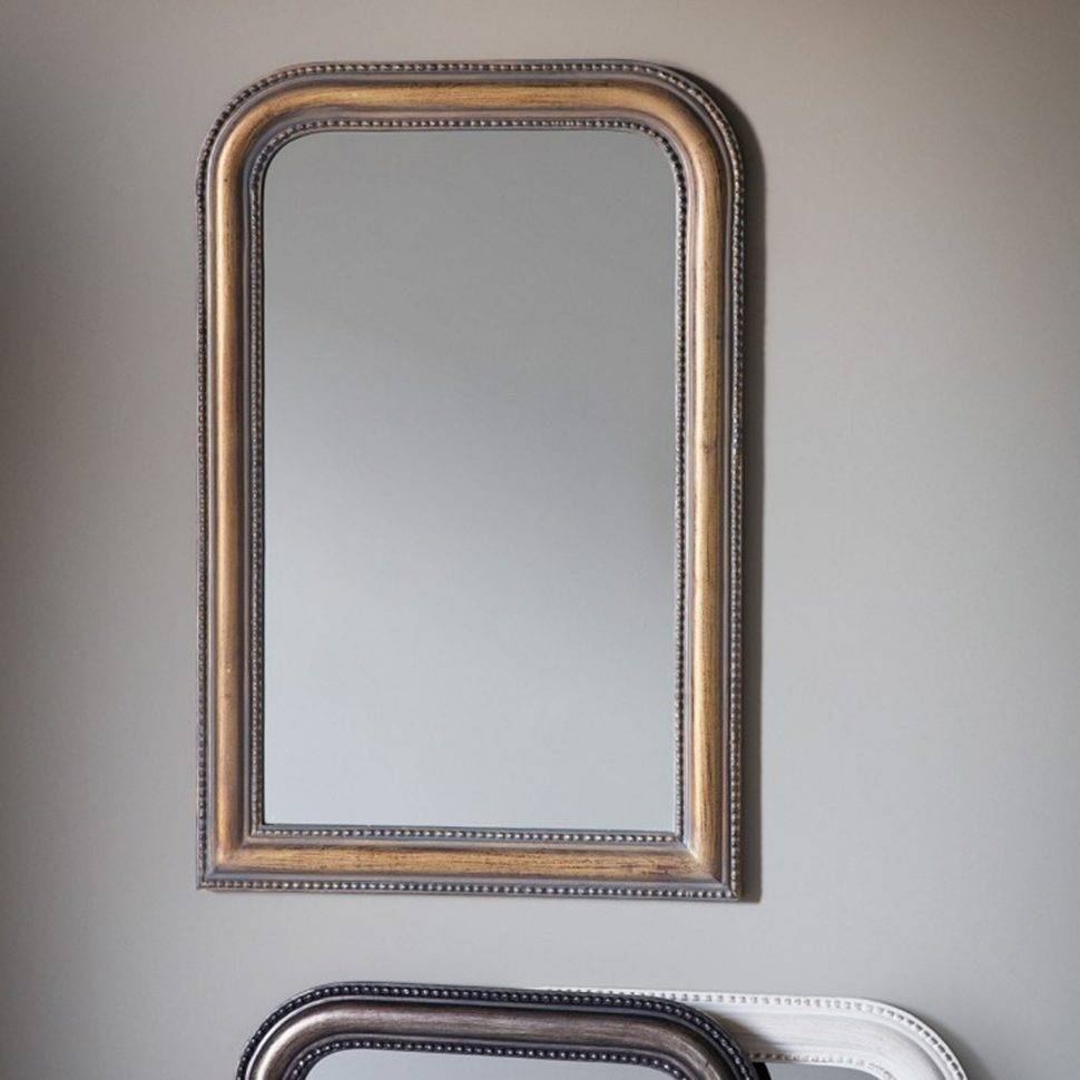 Uncategorized : Custom Wall Mirrors Beaded Wall Mirror Large within Slim Wall Mirrors (Image 13 of 15)
