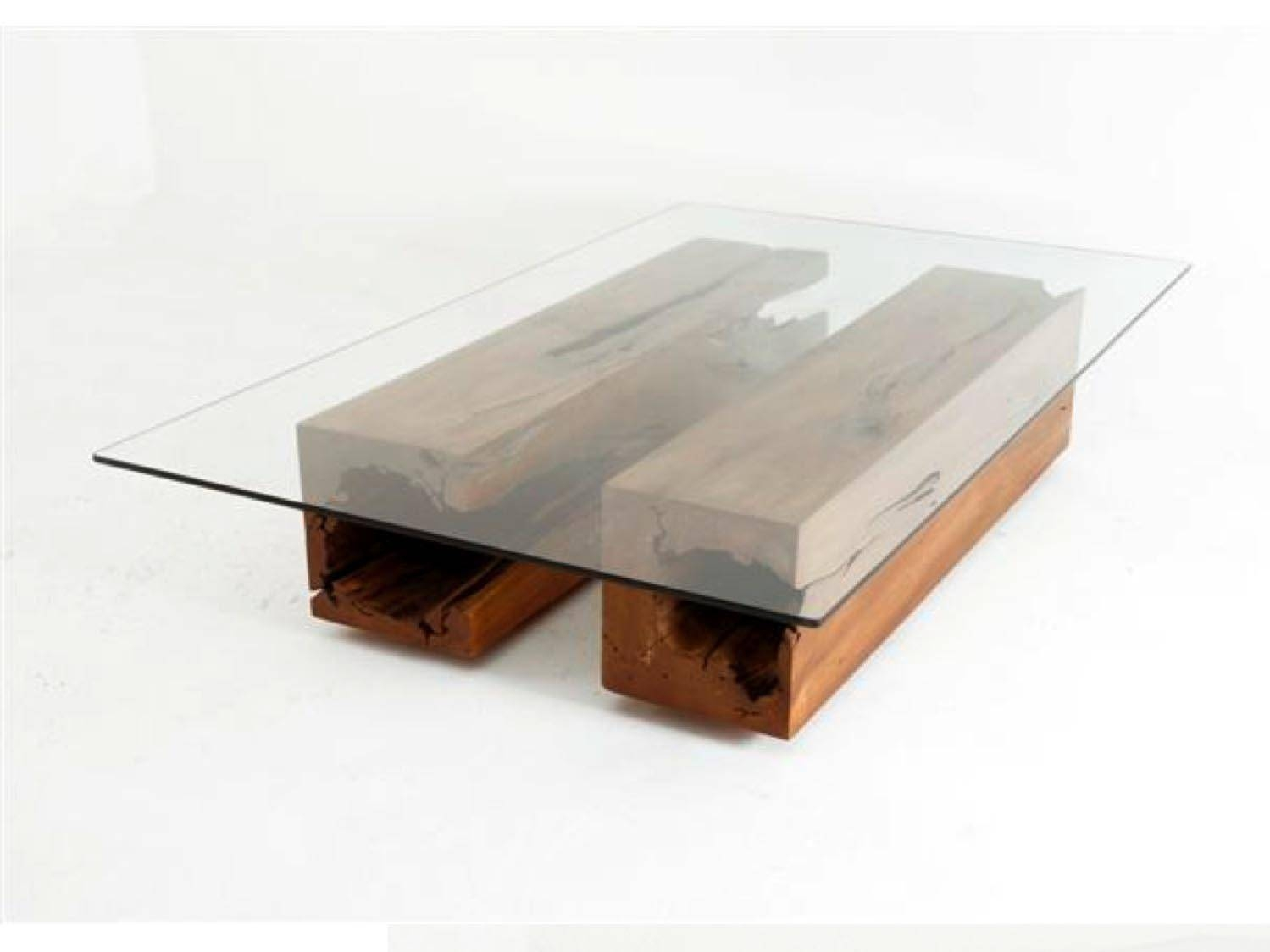 Featured Photo of Unique Glass Coffee Tables