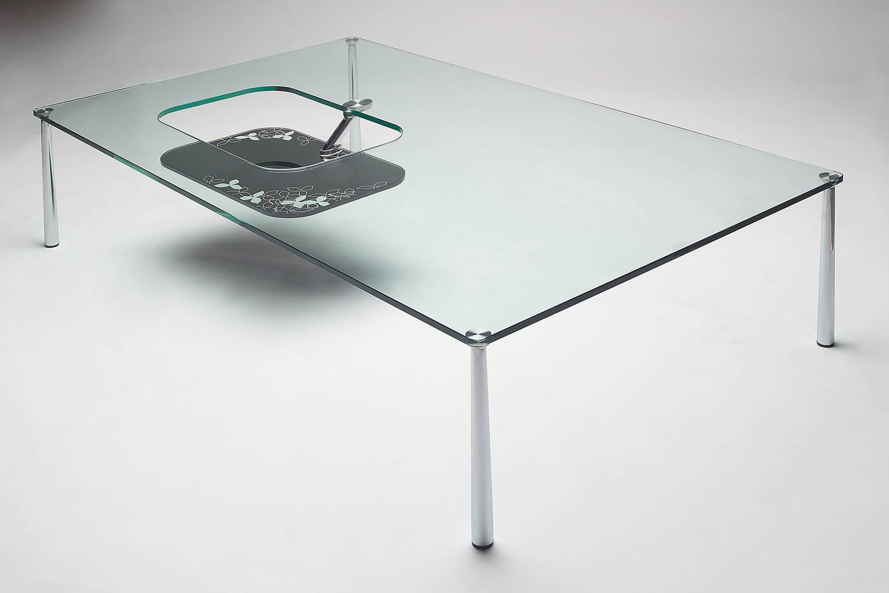 Unique Glass Coffee Tables - Capitangeneral regarding Unique Glass Coffee Tables (Image 14 of 15)