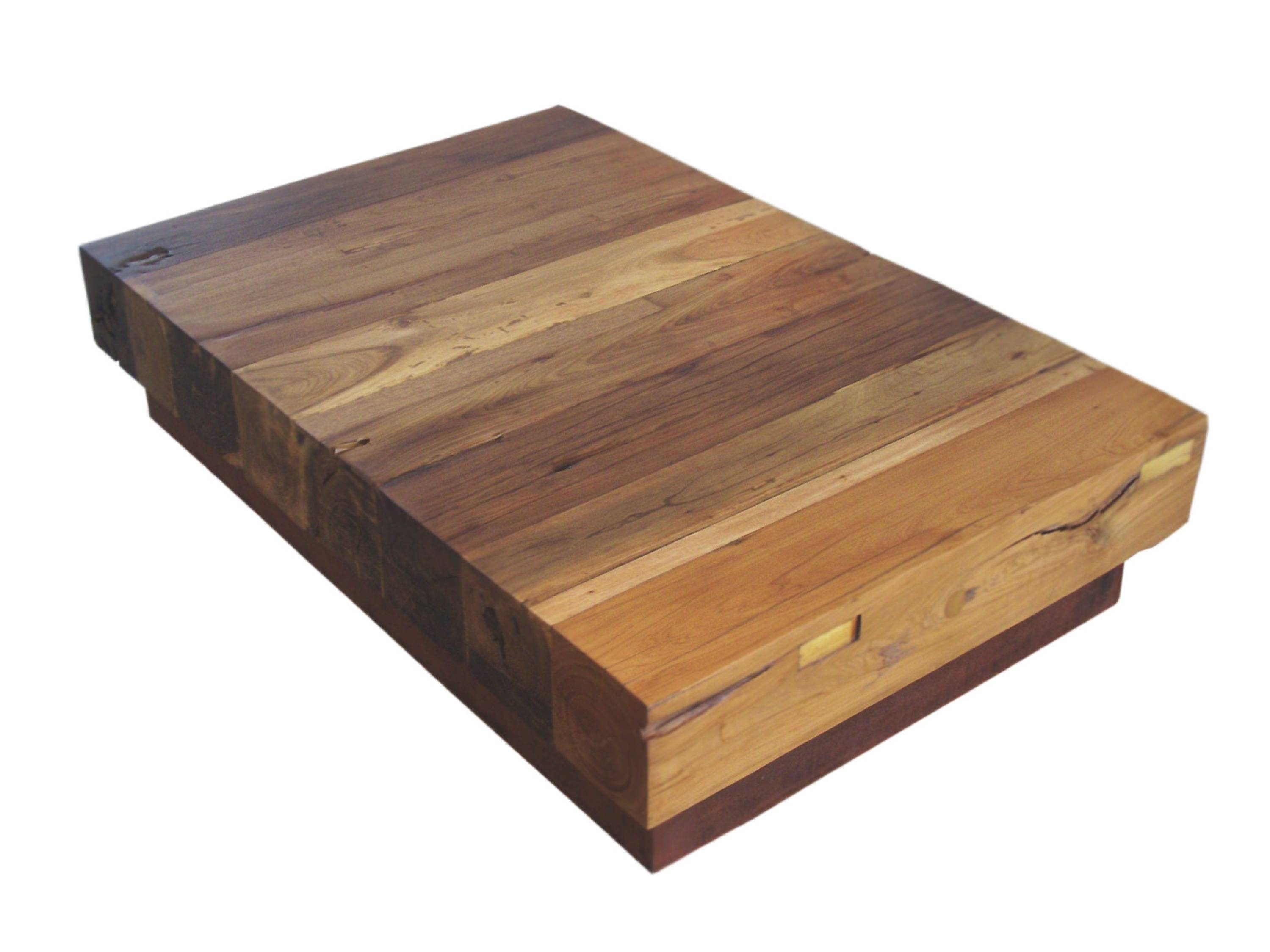 15 The Best Square Wooden Coffee Table