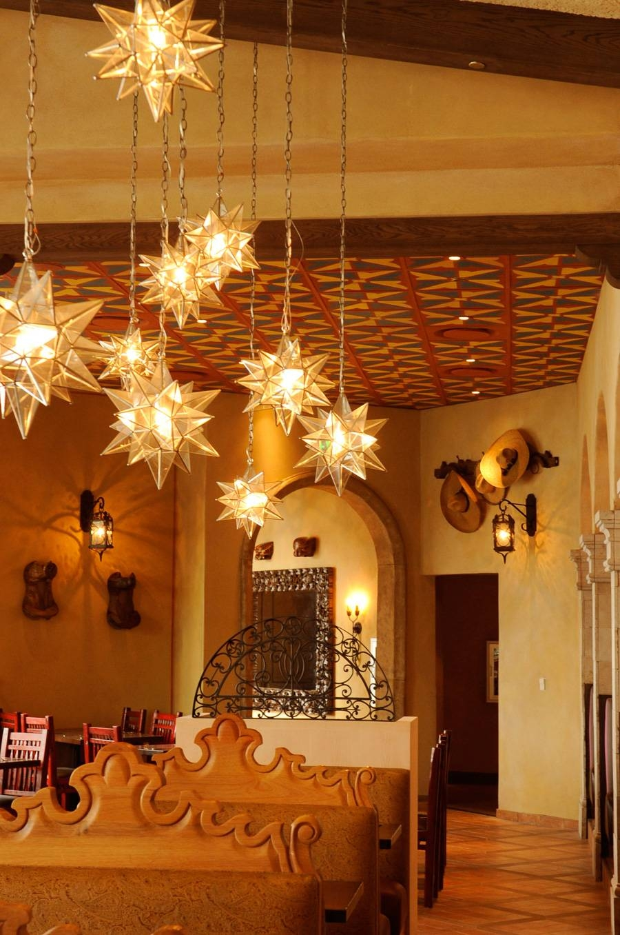 Update: Video Of First Taste Of La Hacienda | Disney Parks Blog inside Mexican Lights Fixtures (Image 15 of 15)