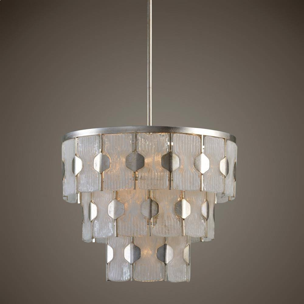 Uttermost Rene, 10 Lt. Pendant | R21294 | Ceiling/wall Mount throughout Uttermost Pendant Lights (Image 14 of 15)