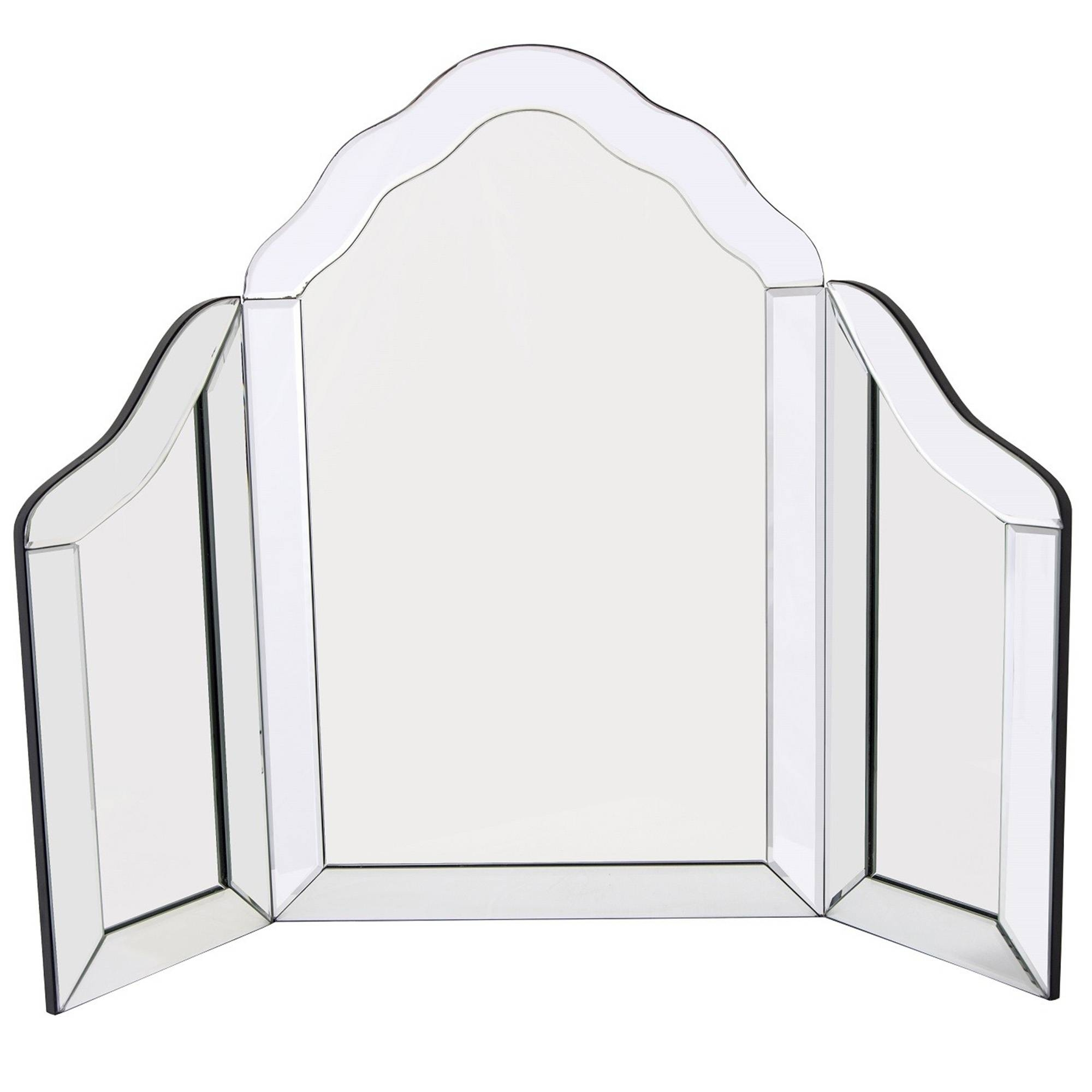 Venetian Dressing Table Mirror - French Furniture From Homesdirect intended for Venetian Dressing Table Mirrors (Image 6 of 15)