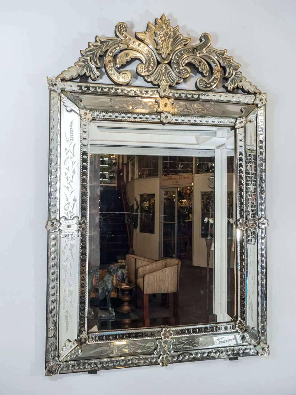 Venetian Wall Mirrors – Amlvideo regarding Large Venetian Wall Mirrors (Image 15 of 15)