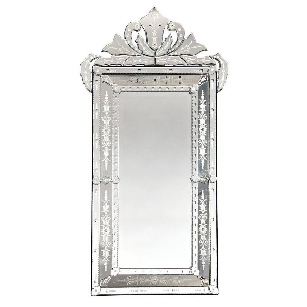 Venetian Wall Mirrors pertaining to Black Venetian Mirrors (Image 15 of 15)