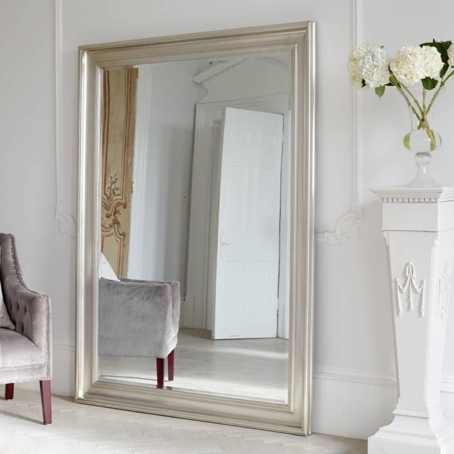 Popular Photo of Oversized Mirrors
