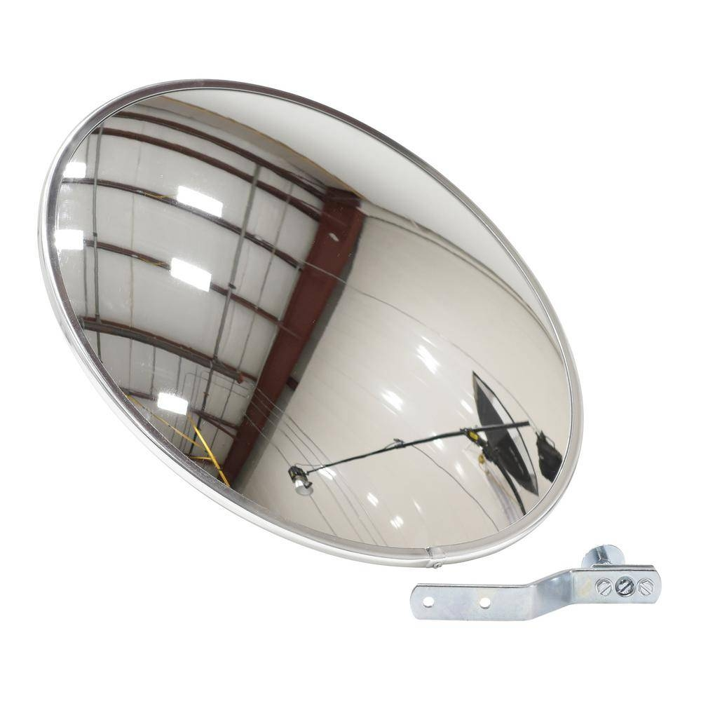 Vestil 18 In. Industrial Acrylic Convex Mirror-Cnvx-18 - The Home with Buy Convex Mirrors (Image 15 of 15)
