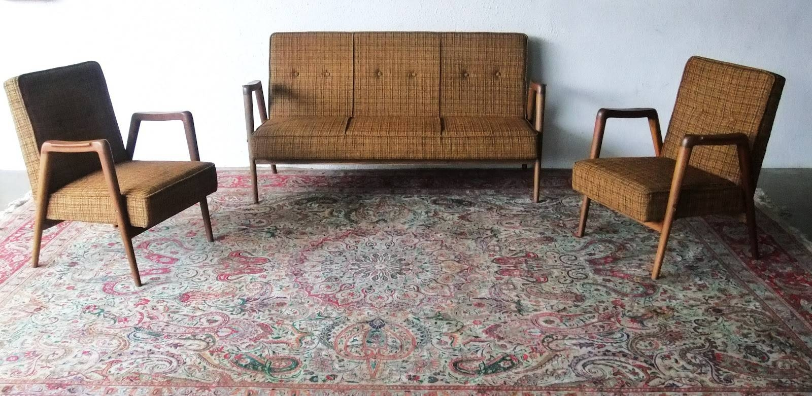 Vintage Furniture - Second Charm's Collection Of Sofas, Armchairs with regard to Retro Sofas and Chairs (Image 15 of 15)