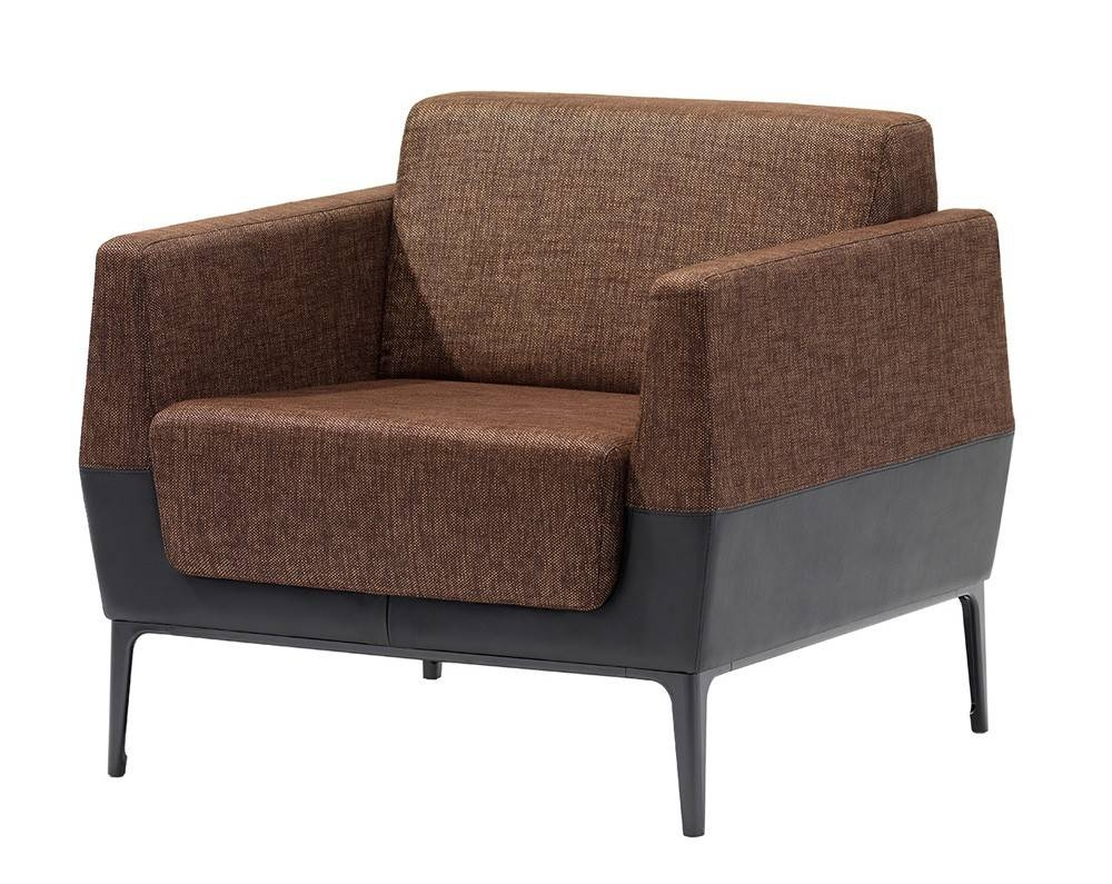 Visalia Collaborative & Contemporary Lounge Seating | Coalesse intended for Single Seat Sofa Chairs (Image 15 of 15)