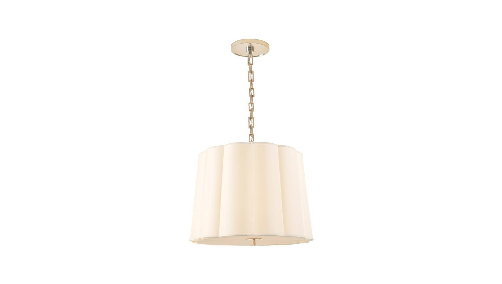 Featured Photo of Scalloped Pendant Lights