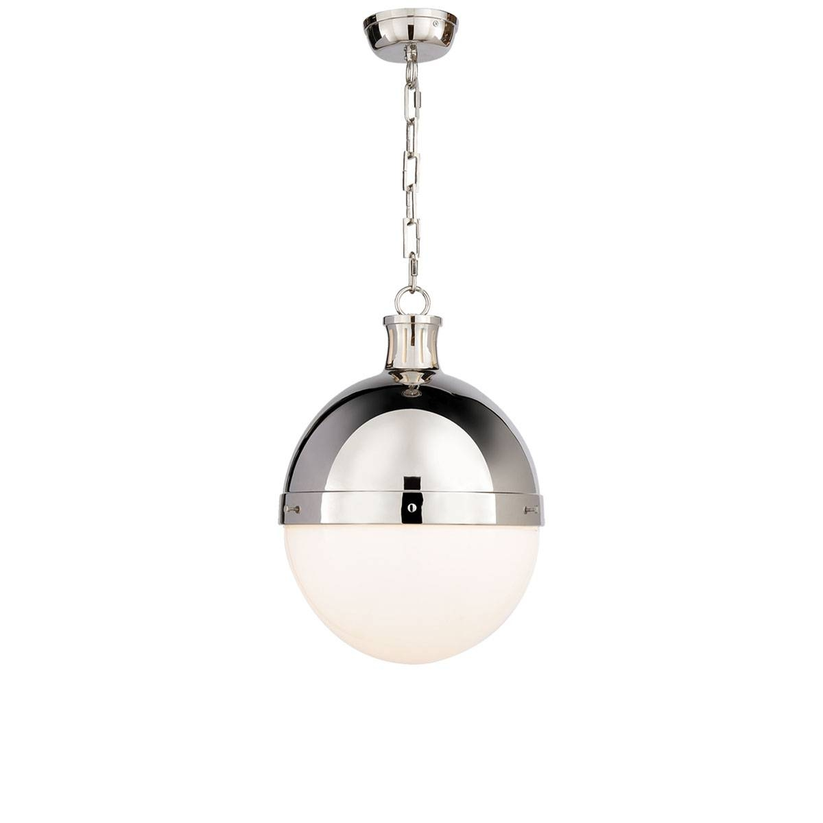 Visual Comfort Large Hicks Pendant, Pendant Fixture | Neenas Lighting for Large Hicks Pendants (Image 14 of 15)