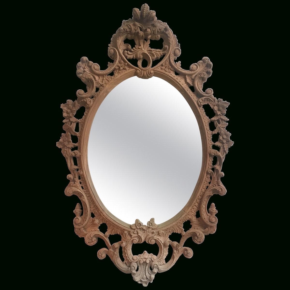 Viyet - Designer Furniture - Accessories - Vintage Rococo Style pertaining to Rococo Style Mirrors (Image 15 of 15)