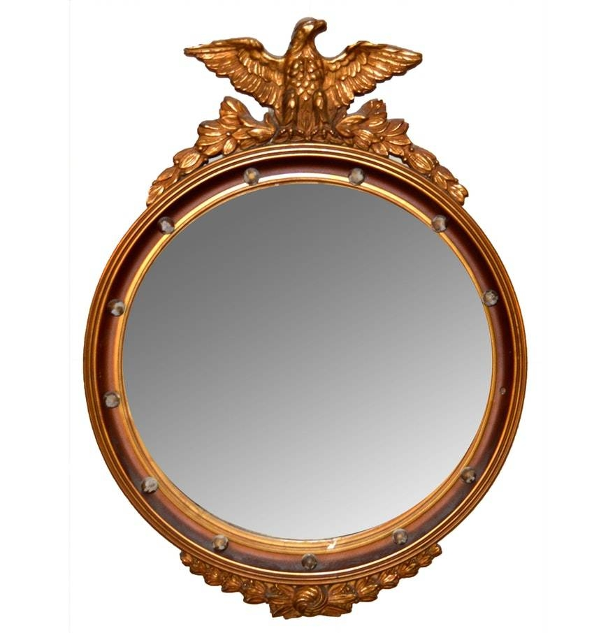 Wall Ideas: Convex Wall Mirror Photo. Design Decor. Large Round pertaining to Round Convex Wall Mirrors (Image 13 of 15)