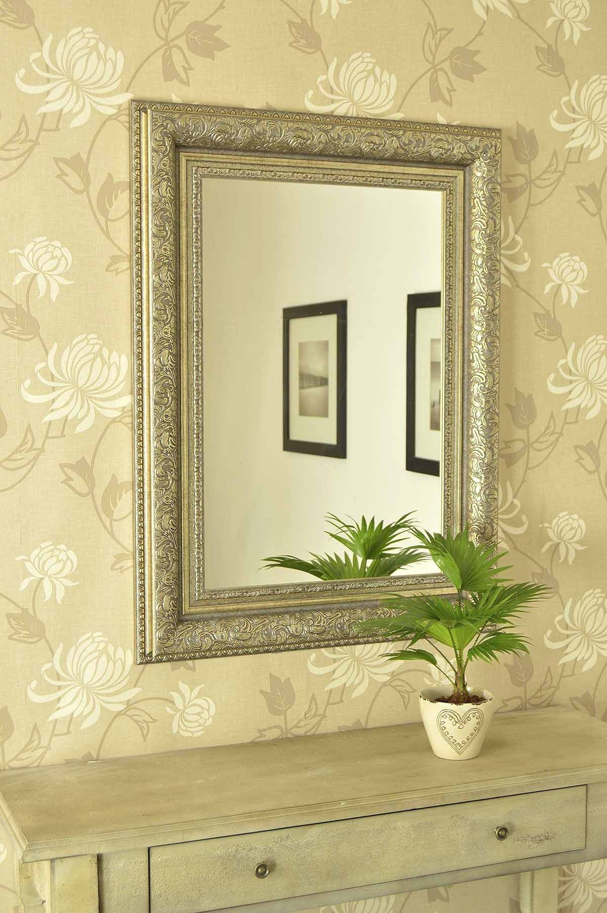 Amazing Wall Mirror Ideas Pictures Inspiration - The Wall Art ...