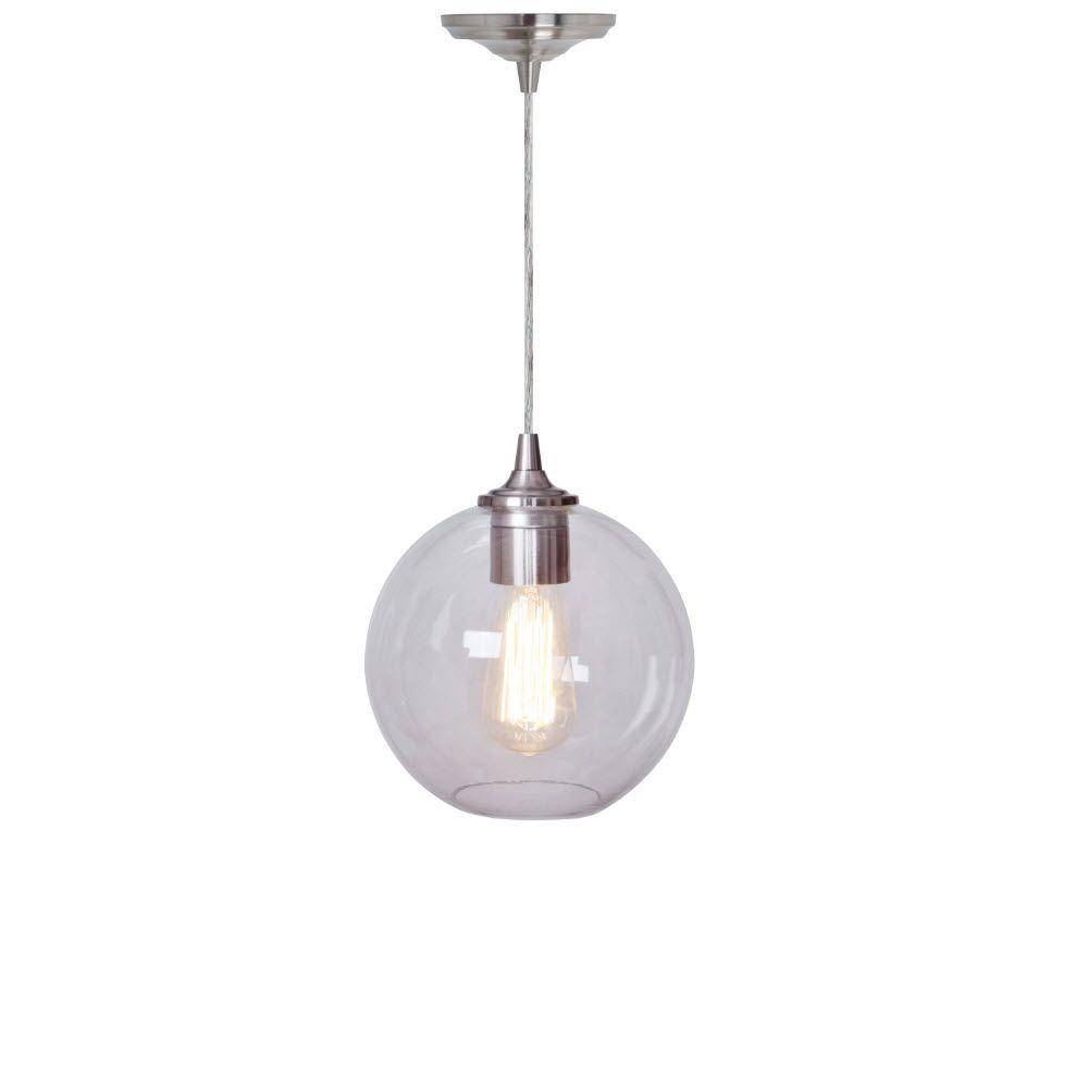 West Elm Globe Pendant | Decor Look Alikes with West Elm Glass Pendants (Image 15 of 15)