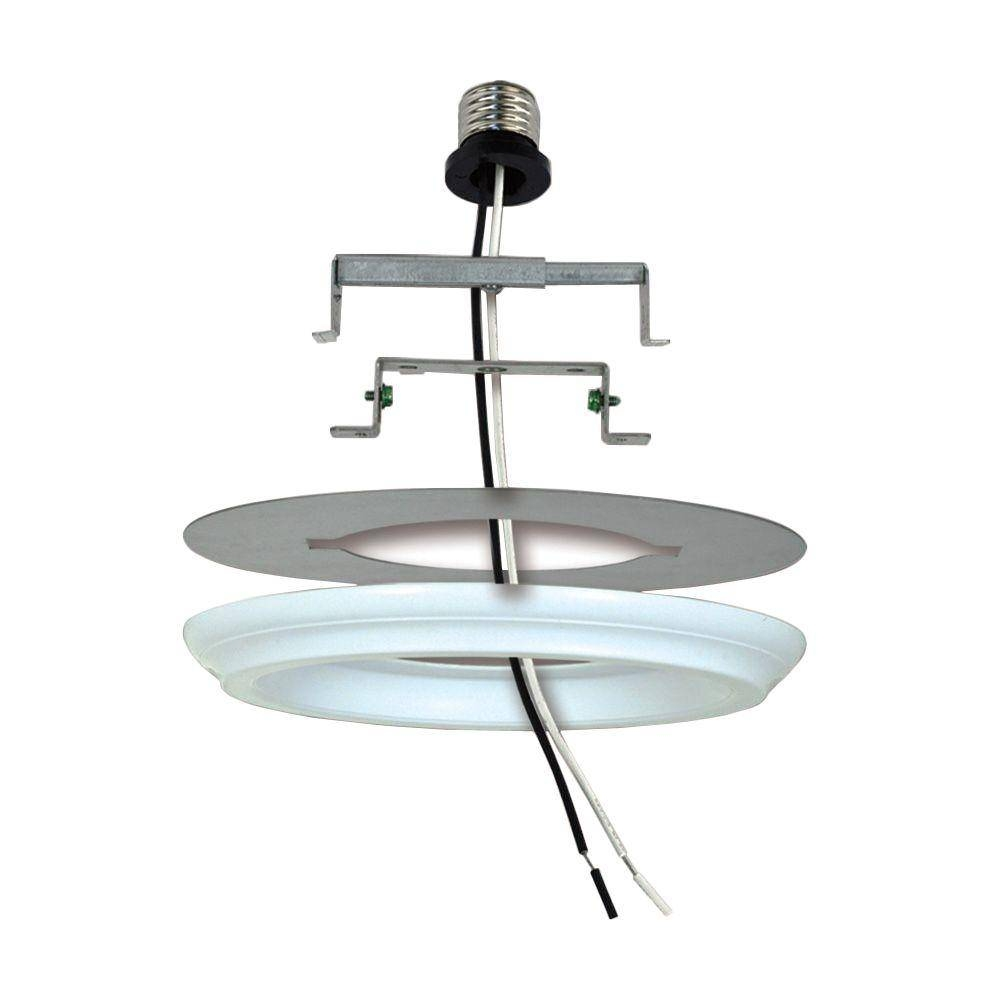 Westinghouse Recessed Light Converter For Pendant Or Light in Recessed Lights To Pendant Lights (Image 14 of 15)