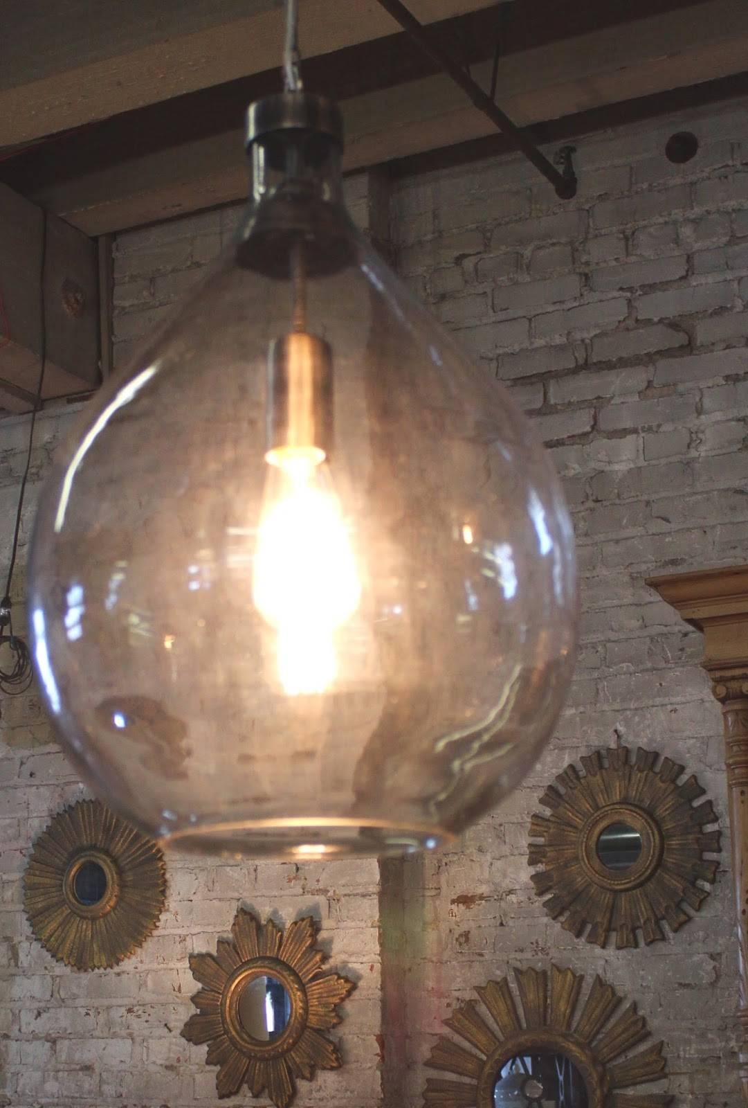 White X White pertaining to Demijohn Pendant Lights (Image 15 of 15)