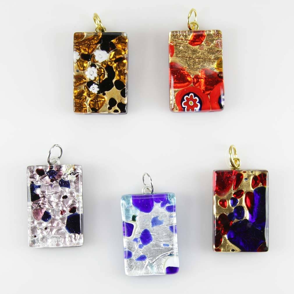 Wholesale Murano Pendants | Wholesale Murano Glass And Murano in Venetian Glass Pendants (Image 15 of 15)
