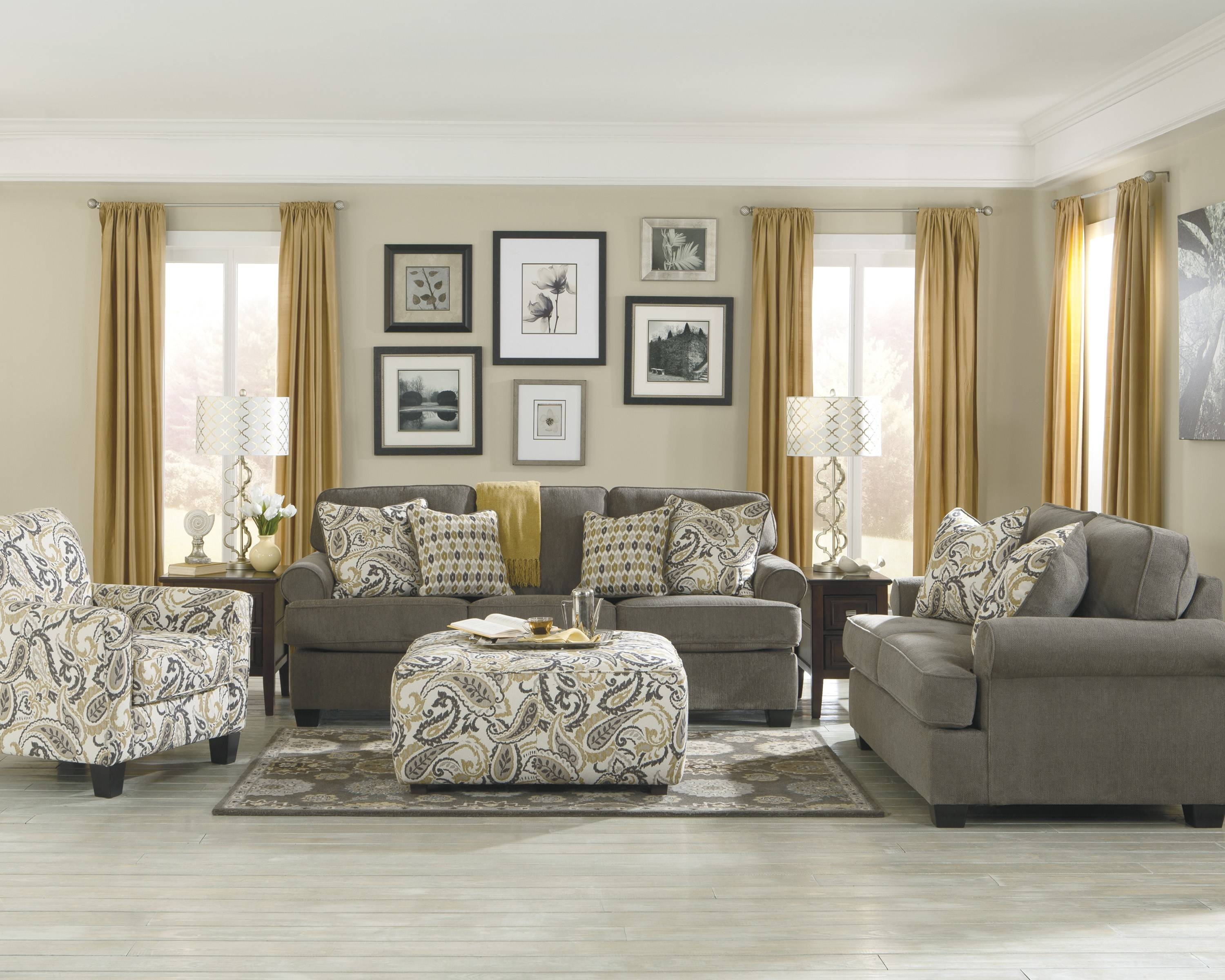 Winsome Grey Leather Living Room Sets pertaining to Living Room Sofas and Chairs (Image 14 of 15)