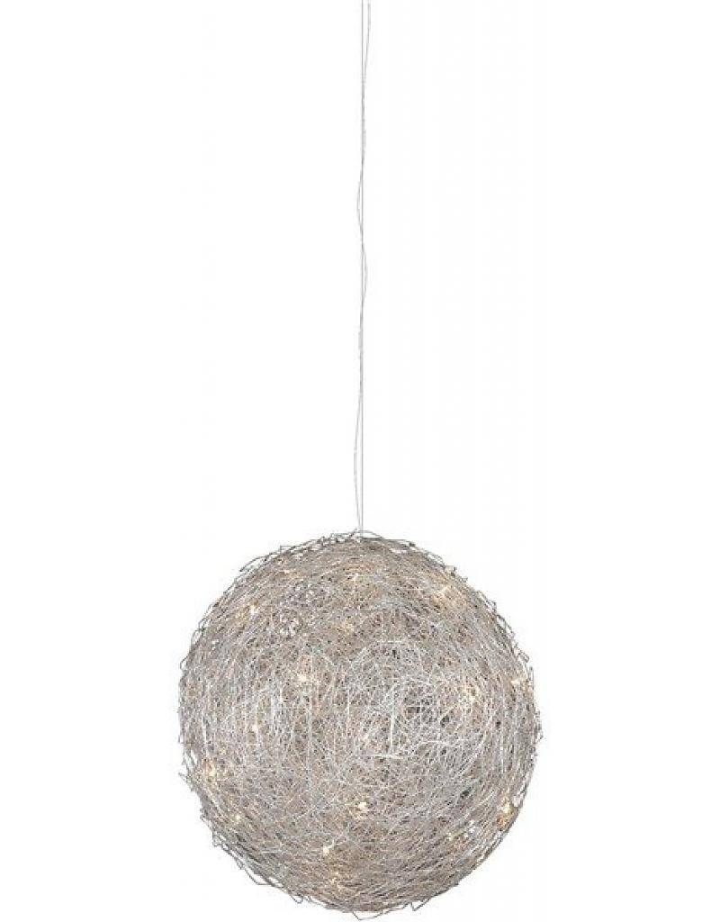 Wire Pendant Light Ball 40Cm Diameter G4X8 - Myplanetled in Wire Ball Pendant Lights (Image 15 of 15)