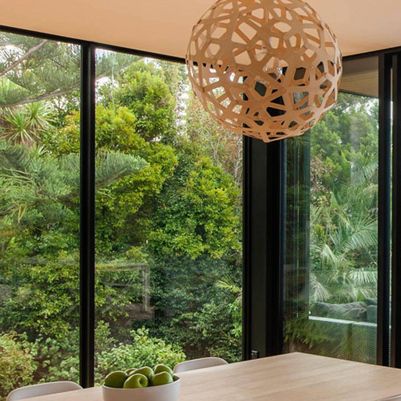 Wood Pendant Lights Design David Trubridge – Coral, Floral, Kina Throughout Coral Pendant Lights (View 15 of 15)