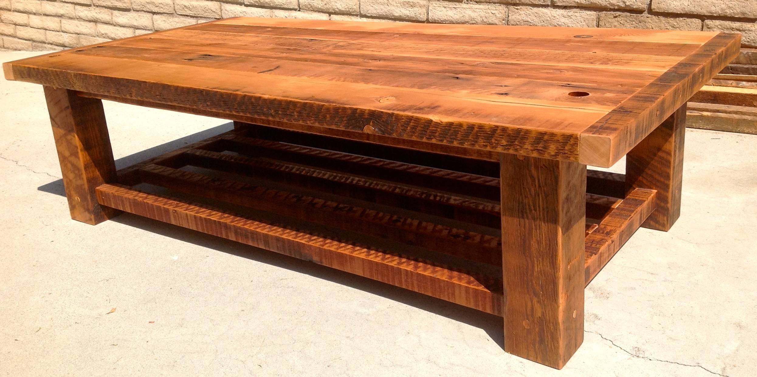 Wooden Coffee Tables. 44 Stylish Midcentury Modern Coffee Tables with regard to Wooden Coffee Tables (Image 15 of 15)