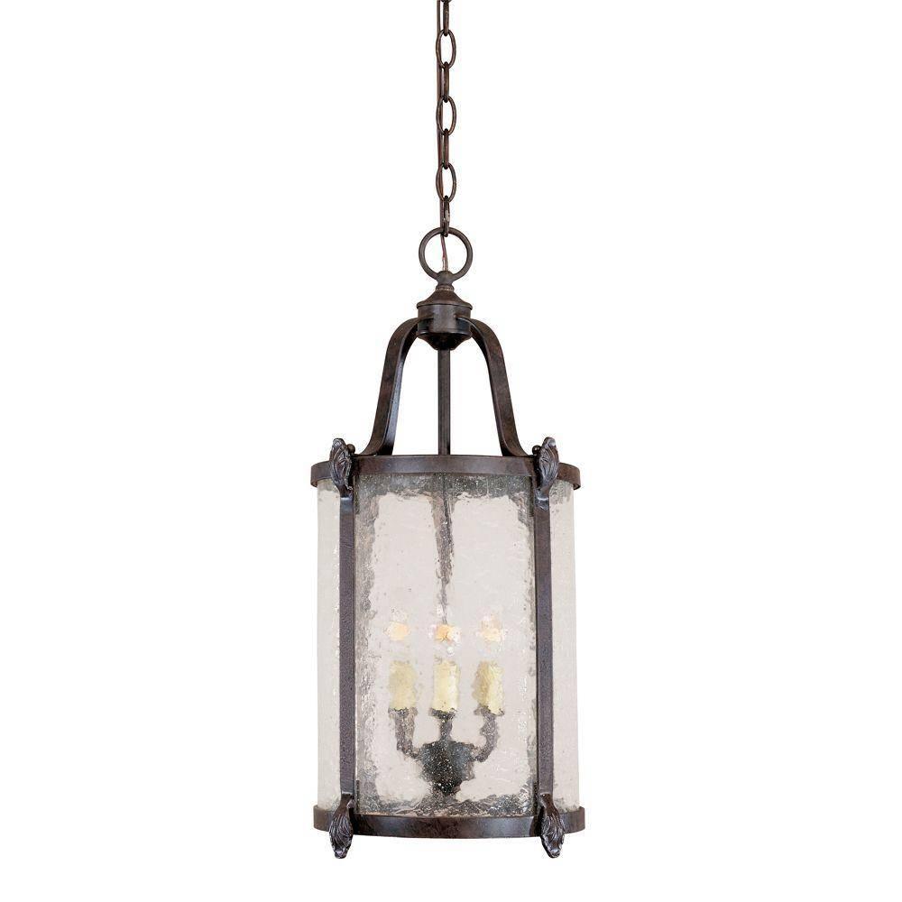 World Imports - Pendant Lights - Hanging Lights - The Home Depot inside Old World Pendant Lighting (Image 13 of 15)