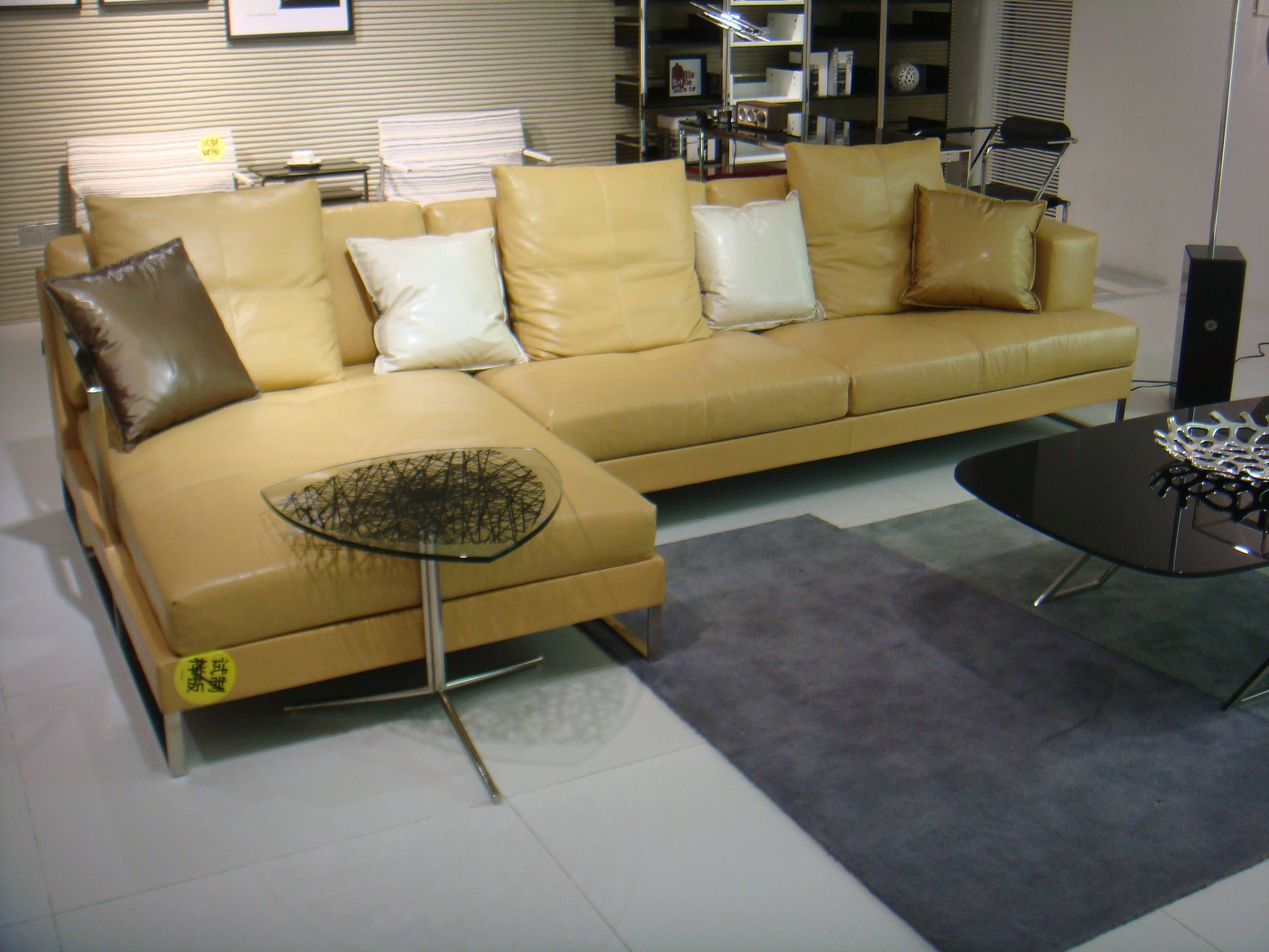Yellow Sectional Sofa 18 With Yellow Sectional Sofa | Tnares With Yellow Sectional Sofas (Gallery 8 of 15)