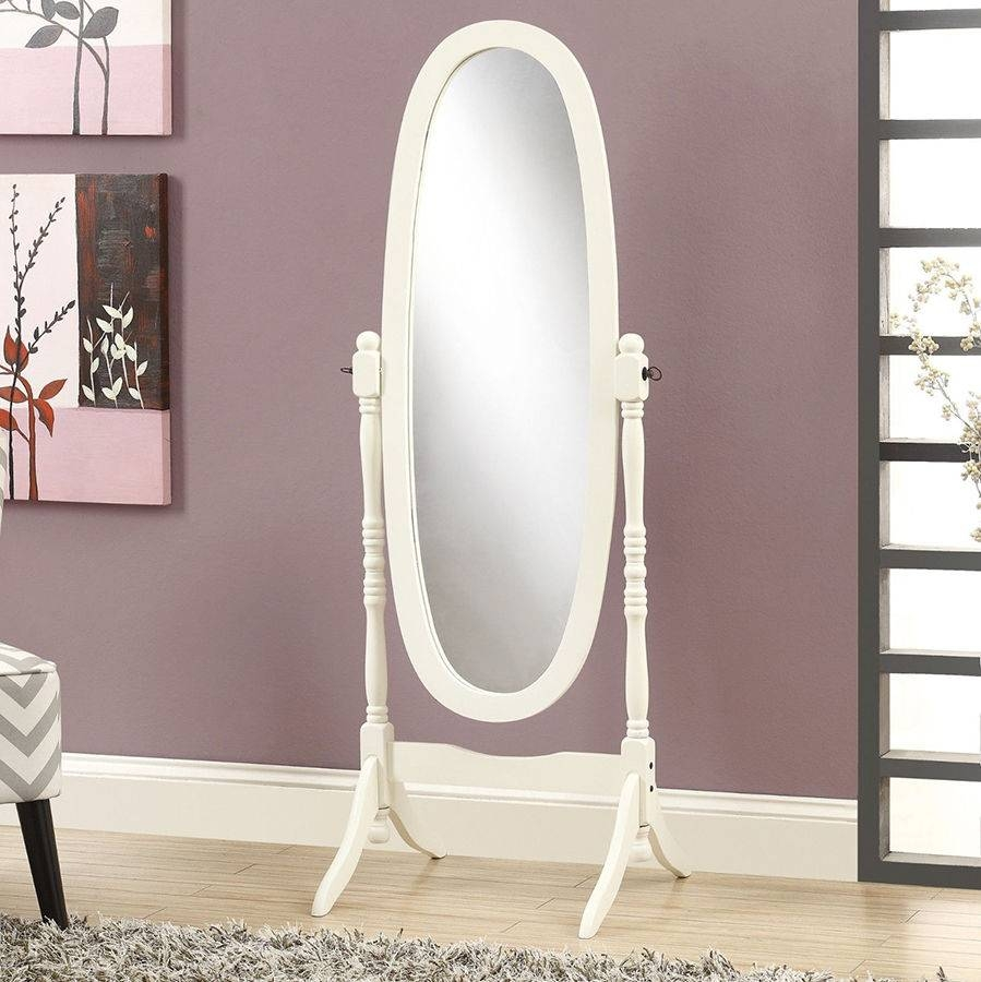Your Guide To Buying A Free Standing Mirror | Ebay Intended For Shabby Chic Free Standing Mirrors (Photo 7 of 15)
