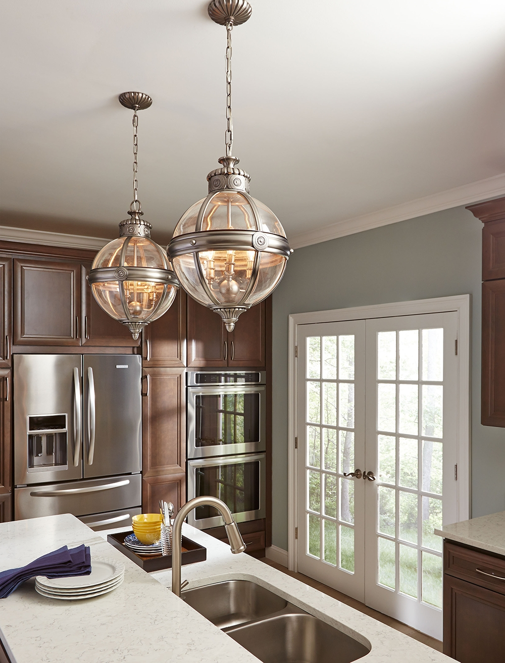 Your Guide To Ceiling Pendants | In Oversized Pendants (Photo 11 of 15)