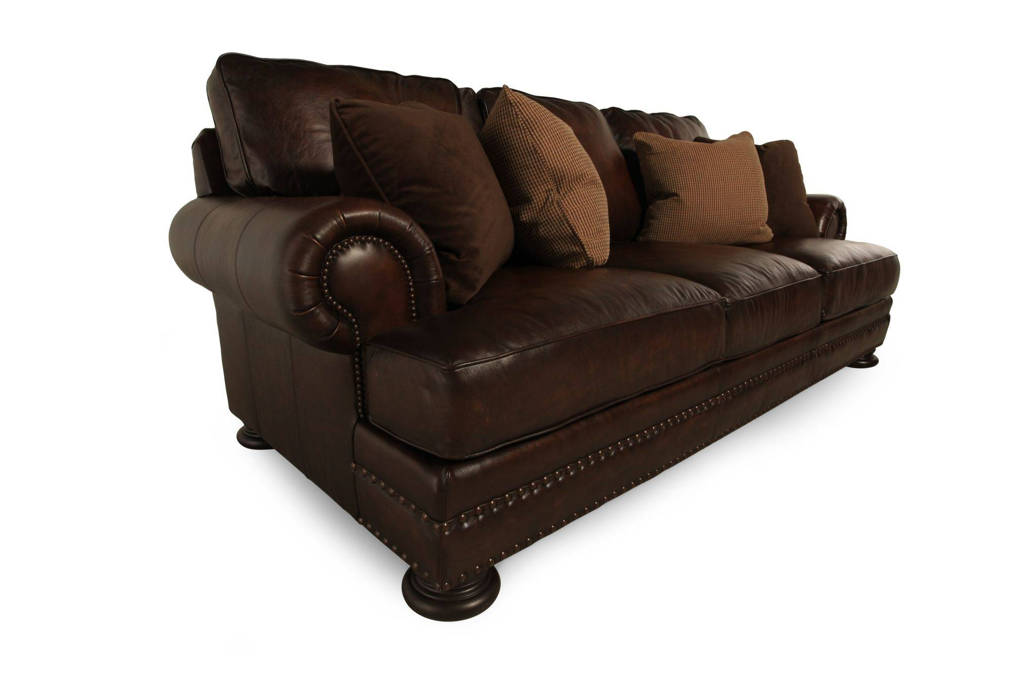 19 Foster Leather Sofa | Carehouse with regard to Foster Leather Sofas (Image 4 of 15)