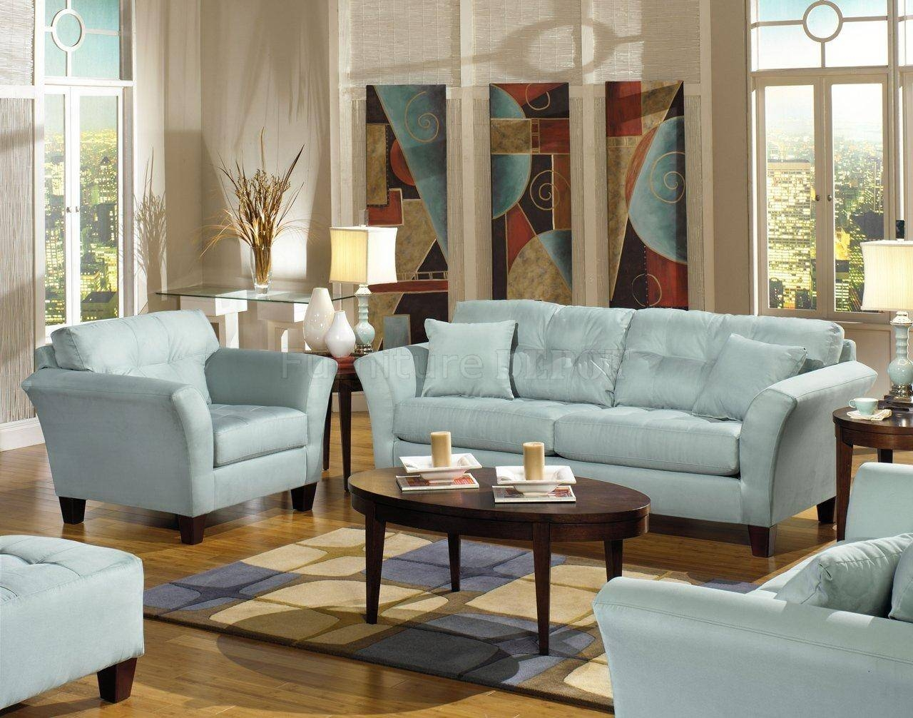 20 Best Sky Blue Sofas | Sofa Ideas regarding Sky Blue Sofas (Image 1 of 15)