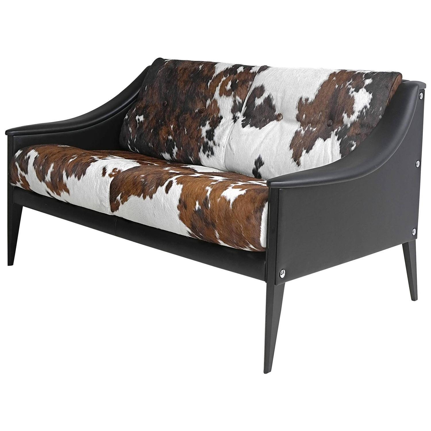 20+ Choices Of Cowhide Sofas | Sofa Ideas Pertaining To Cowhide Sofas (View 2 of 15)
